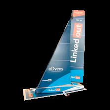 Maquette du bateau LinkedOut